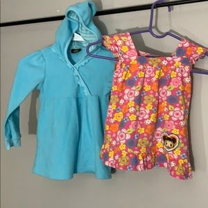 Other - Girls 5T two piece bundle